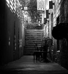 Coffee Underground, downtown Greenville, SC