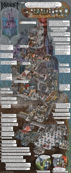 Dungeons & Dragons Roleplaying Game Official Home Page - Article (Ravenloft) Art by Jason Thompson This is really, really cool.