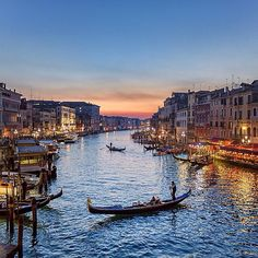 Venice. Published by @bu_khaled in Instagram