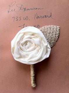 Fabric Boutonniere http://img0.etsystatic.com/il_fullxfull.312395300.jpg