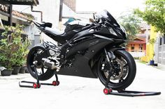 Yamaha R6 2013 Black Edition