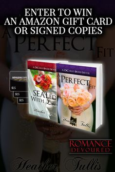 Win a $25 Amazon Gift Card or Signed Copies from Bestselling Author Heather Heather Tullis