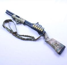 Multicam Remington 870 - yup, gona snatch up one of these soon.