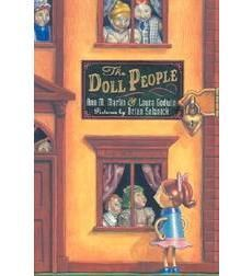 The Doll People by Ann M. Martin and Laura Godwin, Book 1 in the Doll People series. The Meanest Doll in the World is Book The Runaway Dolls is Book The Doll People Set Sail is Book Great Books, My Books, Teen Books, Annabelle Doll, Read Aloud Books, China Dolls, Old Dolls, Chapter Books, Book Series