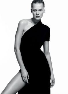 Toni Garrn for Harper's Bazaar Brazil