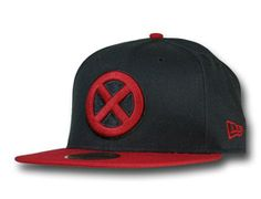a949d09b8d3 X-Men Logo 59Fifty Fitted Baseball Cap by MARVEL x NEW ERA Cool Baseball  Caps