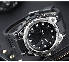 2018 New SANDA 739 Sports Men's Watches Top Brand Luxury Military Quartz Watch Men Waterproof S Shock Clock relogio masculino - Online Shopping Store With Free Worldwide Shipping Military Style Watches, Mens Sport Watches, Mens Watches Under 200, Luxury Watches For Men, Tactical Watch, S Shock, Digital Wrist Watch, Fashion Watches, Men's Watches