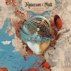 Anderson / Stolt, the brand new duo of legendary Yes vocalist & singer/songwriter Jon Anderson and progressive rock veteran Roine Stolt (The Flower Kings, Transatlantic), have announced the release of their collaborative album 'Invention Of Knowledge Progressive Rock, Vinyl Collectors, Shops, Vinyl Junkies, Album Of The Year, Best Albums, Lp Vinyl, Album Covers, Inventions