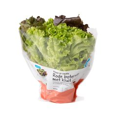 Conical lettuce #sleeve by Van der Windt Verpakking