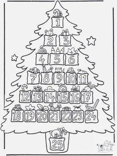 5+1 adventi naptár
