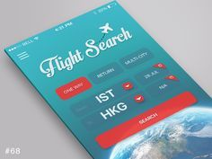 68   Flight Search