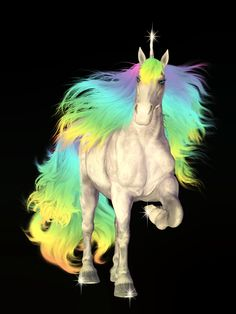 Ugly picture BUT: You got: Rainbow Unicorn You wonderful, perfect, transcendently magical rainbow unicorn! You're all the magic in the world combined into one shining, perfect, rainbow beacon of hope. All the other unicorns want you at their unicorn parties!