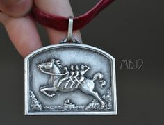 Your place to buy and sell all things handmade Knights, Silver Color, Purpose, Horse, Pendants, Fantasy, Funny, Handmade, Stuff To Buy