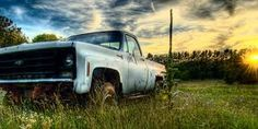 old farm flatbed truck - Google Search