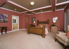 The Beautiful And Ious Masterbedroom Of Ashville Iii Model Homes By Vanderbuilt See All Our Home Models At Www Ncmodulars