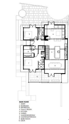Steel Home Plans and Designs | Floor plan and cross section ...