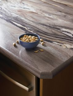 NEW for 2012: 3420 - Dolce Vita #Bullnose #Kitchen #Countertop