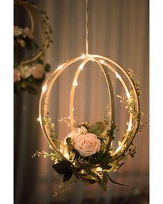 Detalhes únicos e lindos para o seu #casamento Inspire-se e faça você mesma! #blogcasamento #bohowedding #casamento #casamentorustico…