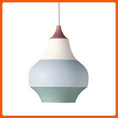 Louis Poulsen CIRQUE Pendant Lamp - Copper, Small 5.9 in. - Unique lighting lamps (*Amazon Partner-Link)