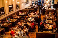 Lynora's Osteria, an Italian gastro pub, in downtown West Palm Beach