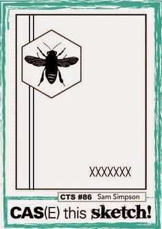 Kaartjie kreatief / Cards creative: CTS#86 (edit to add) and ....Happy Birthday, Geri!