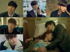 Cheese in the trap EPISODE 13