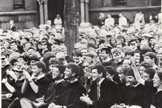 Class Day at Yale - 1987.