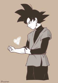 Goku 2, Son Goku, Black Goku, Dragon Ball Z, Zamasu Fusion, Zamasu Black, Broly Movie, Goku Manga, Killua