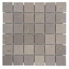 Ivy Hill Tile Lady Gray Mesh Mounted Squares - 12 in. x 12 in. x 10 mm Honed Marble Mosaic Tile Honed Marble, Marble Mosaic, Marble Floor, Stone Mosaic, Mosaic Glass, Splashback Tiles, Ceramic Mosaic Tile, Feature Tiles, Wall Tiles