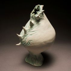 Linda Yeargin-Taylor  - sea vase