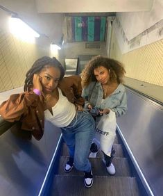 Cute Friend Pictures, Best Friend Pictures, Bff Goals, Best Friend Goals, Couple Goals, Look Kylie Jenner, Foto Fantasy, Looks Hip Hop, Black Girl Aesthetic