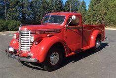 1941 DIAMOND T 201 PICKUP - Barrett-Jackson Auction Company - World's Greatest Collector Car Auctions