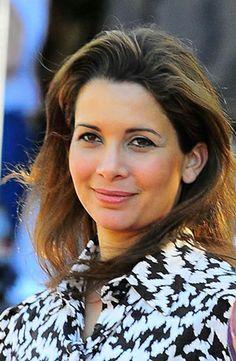 Beautiful and natural Haya Queen Noor, Princess Haya, Royal Jordanian, Jordan Royal Family, Claudia Lars, Sheikh Mohammed, Royalty, Jordans, King