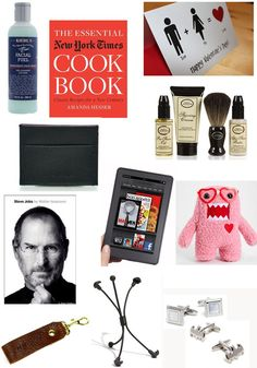 Valentine's Day: Gifts for Him | The Average Girl's Guide