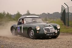 The ever so gorgeous MGA Twin Cam (1959)
