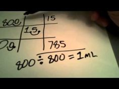 Alligation with a decimal