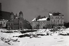 Rok 1969: Osud bratislavskej synagógy na vážkach - fotografie - Vtedy Bratislava, Old Photos, Nostalgia, Arch, City, Building, Photography, Travel, Retro