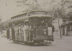 São Paulo - Avenida Angélica - Brasil - c.1940 by Meu Bairro Meu País, via Flickr