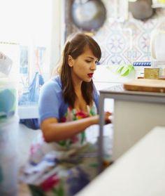 Rachel Khoo + The Little Paris Kitchen Love her!