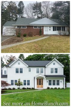 Before and After Exterior Inspiration If not all of us, certainly most of us have debated at least once in a lifetime what would be better... to build a new home from scratch or to buy an affordable fixer-upper and transform it into our dream home. HGTV,  Joanna and Chip Gaines and so many others TV hosts make everything look so easy on TV, right? But let's put the fairy-tales aside for a minute and when it comes to home renovation you need to be realistic and you need to be more rational…