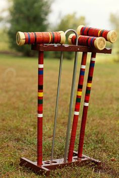 Croquet...Classic Marshall Tradition