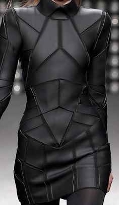 Fashion futurism. Neo-futurism VS Antiutopism