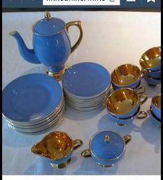 Fine China, Vintage Books, Norway, Tea Pots, Porcelain, Ceramics, Retro, Antiques, Tableware