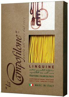 Pastas Linguine La Campofilone 250 g