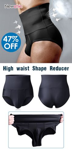 57f471a125 Mens Slimming Shaper Belt Waist Underwear  fitness  gym  diet Sweat Workout