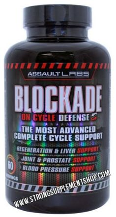 Blockade On Cycle Defense 60 Servings *** You can find out more details at the link of the image.  This link participates in Amazon Service LLC Associates Program, a program designed to let participant earn advertising fees by advertising and linking to Amazon.com.