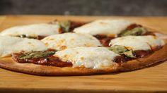 Mozzarella Cheese Pizza. #FoodLove #NomNom