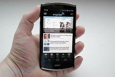 Acer Cloudmobile (via engadget.com)