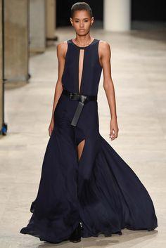 Sognando la Bellezza - Barbara Bui at Paris Fashion Week Fall 2015