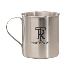 8 oz. stainless steel mug is perfect for creating your own Moscow Mules or any drink/cocktail. Vintage look and feel fits great in any bar, restaurant, or home collection. The mug is great to take onto camping or hiking trips. Please inquire for engraving.